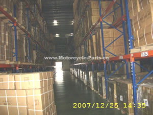 Exporter OEM Motorcycle Parts in Our Warehouse
