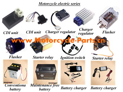 Motorcycle Parts Electric Products China Motorcycle