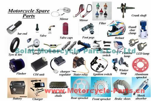 Motorcycle Parts and Motorcycle Accessories in China,Such As:Our Hot Motorcycle Products: Motorcycle Aluminum Sprockets,Motorcycle Handlebar,Motorcycle Handle Grips, Motorcycle Hot Grips,Heated Grips,Motorcycle Xenon HID Lighting,Motorcycle Roller Chains,CDI Unit Relay,Motorcycle Battery,Motorcycle Charger,Motorcycle LED Indicators,Motorcycle Charger Regulator ...