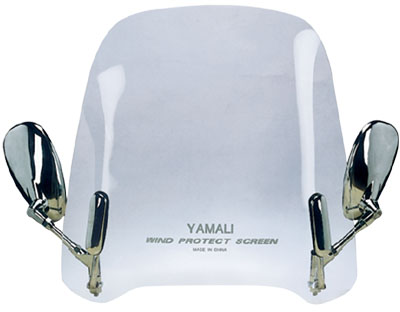 China Motorcycle Windshield & Wind Protect Screen Supplier - Solat Motorcycle Parts Co,. Ltd