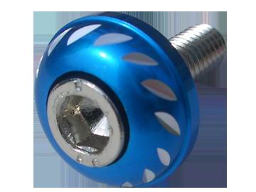 Motorcycle Color Screw
