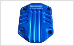 Motorcycle Cylinder Cover